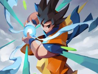 DBZ Goku 2020 Art wallpaper