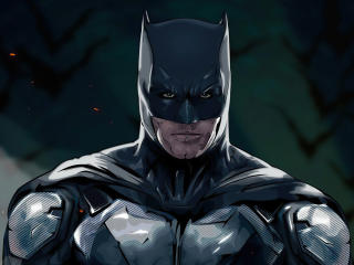 DC Comic Batman 2020 5K Drawing wallpaper