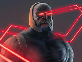 DC Darkseid Art Comic wallpaper