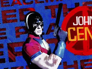 DC Peacemaker John Cena Look wallpaper