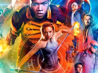 DC's Legends of Tomorrow 2020 wallpaper