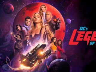 DC's Legends Of Tomorrow 2021 wallpaper