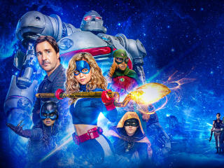 DC Stargirl Poster wallpaper