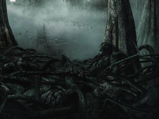 DC Swamp Thing 2019 wallpaper
