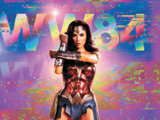 DC Wonder Woman 1984 wallpaper