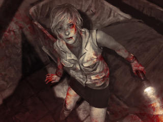 Dead by Daylight x Silent Hill wallpaper