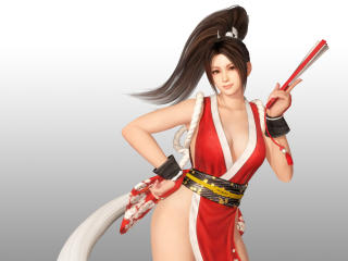 Dead or Alive 6 Mai Shiranui wallpaper