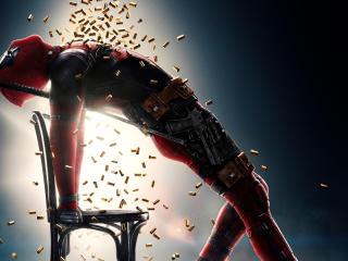 Deadpool 2 Official Poster wallpaper