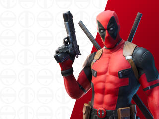 Deadpool Fortnite wallpaper