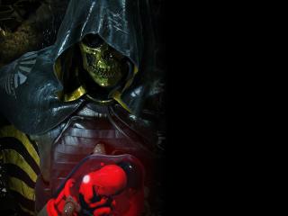 Death Stranding Cyborg wallpaper