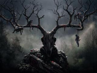 Deathgarden Bloodharvest wallpaper
