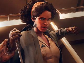 Deathloop 4k Character 2021 wallpaper
