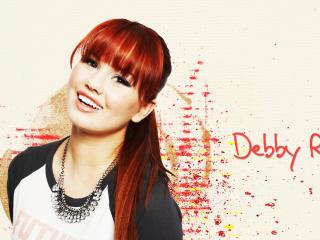 Debby Ryan smile wallpapers wallpaper