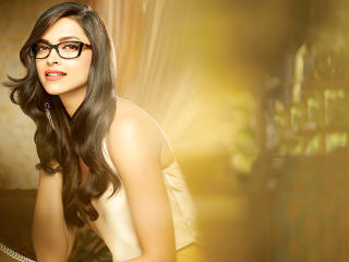 Deepika Padukone In Specks Pics wallpaper
