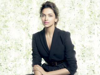 Deepika Padukone In Suit HD Images wallpaper