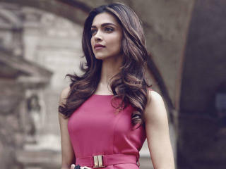 Deepika Padukone Pink beauty wallpaper