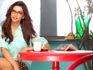 Deepika Padukone Vogue Eye Wear Photoshoot wallpaper
