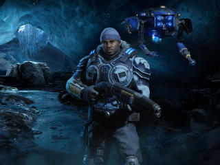 Del Interval Gears 5 wallpaper