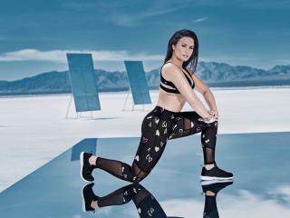 Demi Lovato Fabletics Photoshoot wallpaper