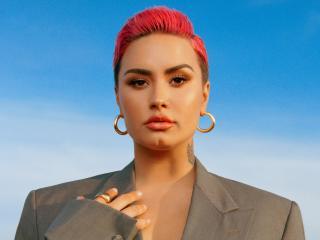 Demi Lovato Photoshoot 2021 wallpaper