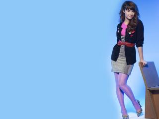 demi lovato, style, girl wallpaper