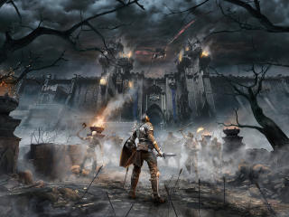 Demons Souls Remake 2020 wallpaper