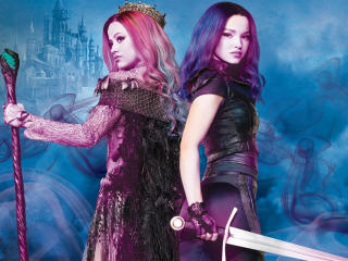 Descendants Poster wallpaper