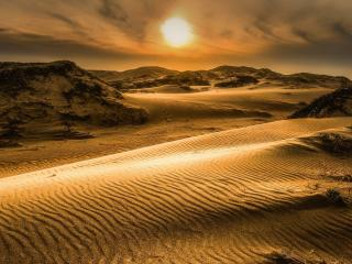 Desert 4K Sand wallpaper