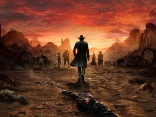 Desperados III Game 2018 wallpaper