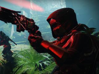 Destiny 2 Shadowkeep Gear wallpaper