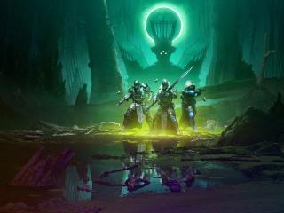 Destiny 2: The Witch Queen 4k wallpaper