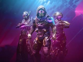 Destiny 2 Trinity Warriors wallpaper