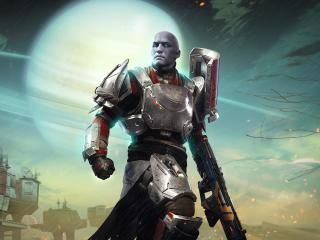 Destiny 2 Zavala wallpaper