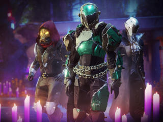Destiny Shadowkeep wallpaper
