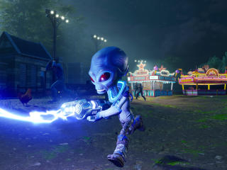 Destroy All Humans 2020 wallpaper