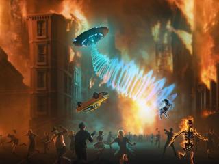 Destroy All Humans Cool 4K 2021 wallpaper