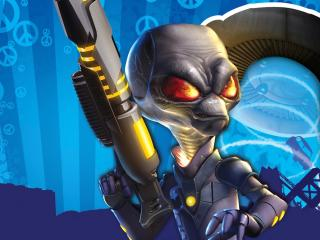 Destroy All Humans Reprobed Gaming wallpaper
