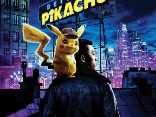 Detective Pikachu Movie wallpaper