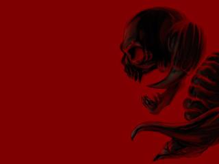 Devil Daggers Game wallpaper