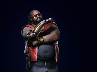 Dexter Deshawn Cyberpunk 2077 wallpaper