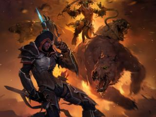 Diablo 3 Game wallpaper