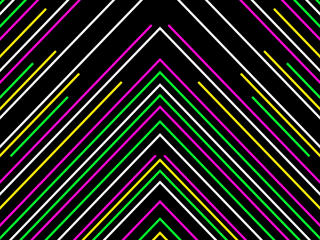 Diagonal Colorful Lines wallpaper