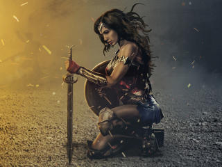 Diana Prince wallpaper