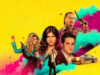Die In A Gunfight Movie Poster 2021 wallpaper