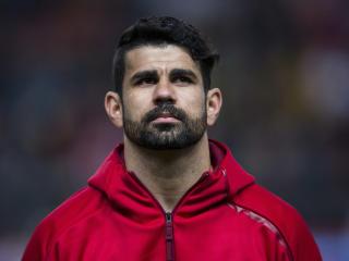 Diego Costa Spanish Soccer Player wallpaper