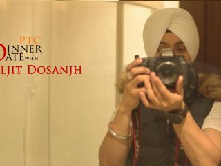 HD Wallpaper | Background Image Diljit Dosanjh PTC Dinner Photos