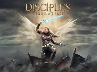 Disciples Liberation Game wallpaper