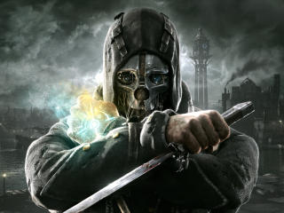 Dishonored Fighter wallpaper