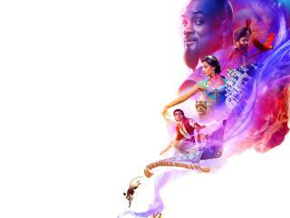 Disney Aladdin 2019 4K wallpaper