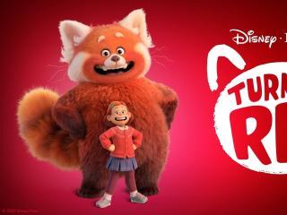 Disney Turning Red wallpaper